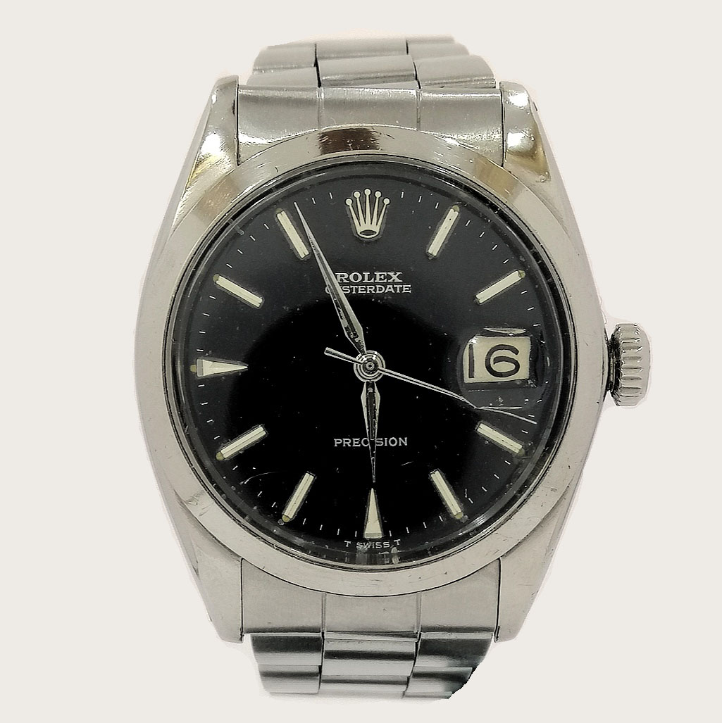 Rolex Vintage Oyster Date Precision 6694