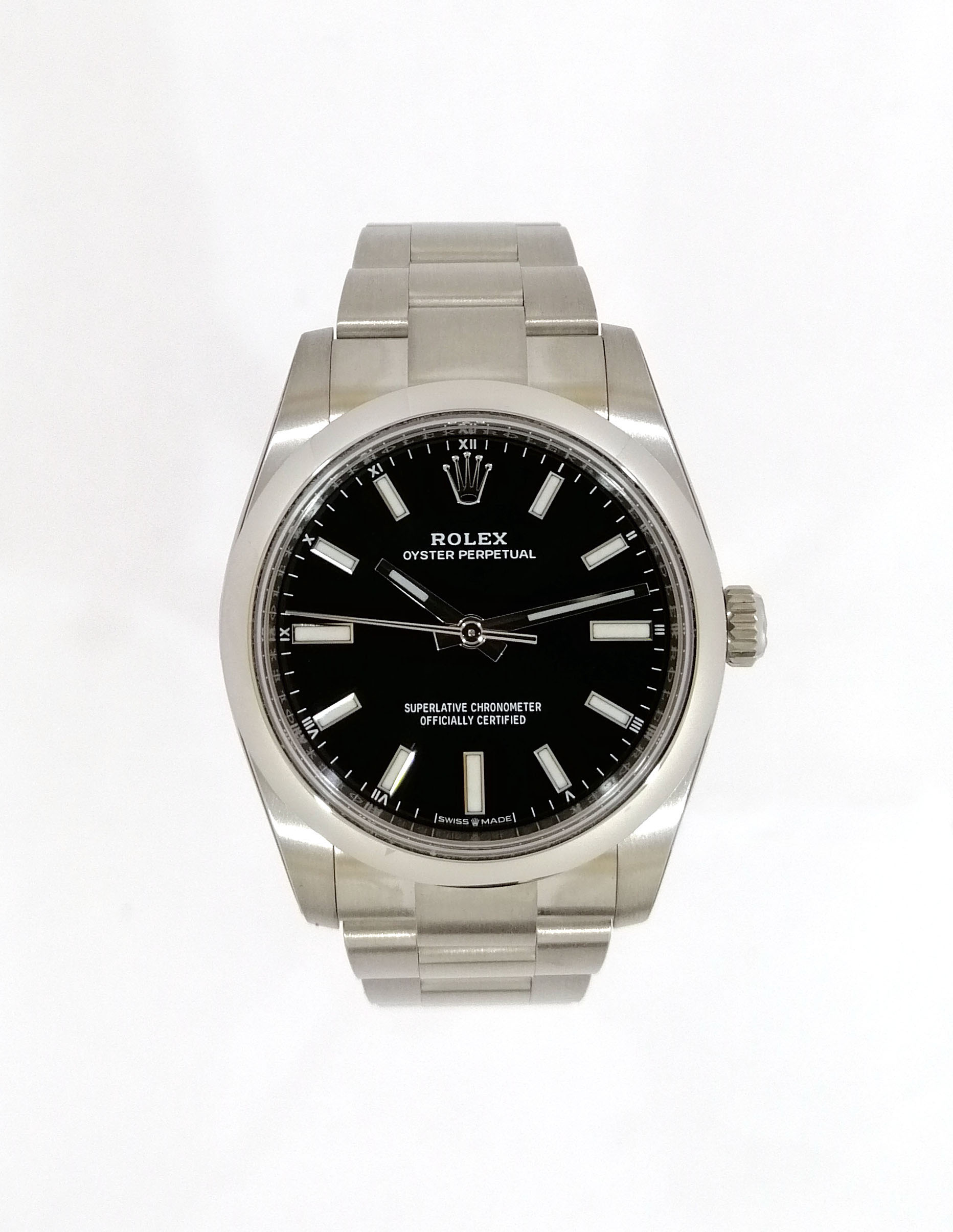 Rolex Oyster Perpetual 34 124200